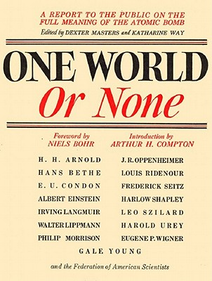 One World or None By Masters, Dexter